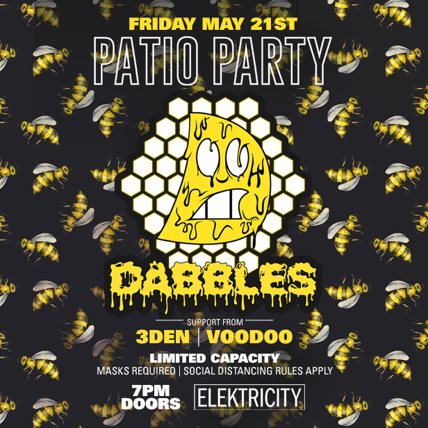 DABBLES: PATIO PARTY: Main Image