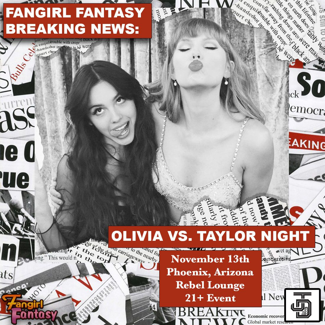 OLIVIA VS. TAYLOR NIGHT: