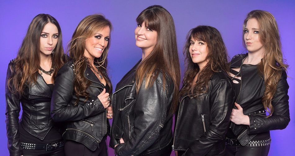 The Iron Maidens: