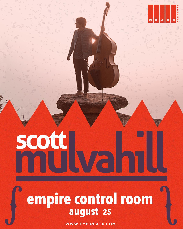 Scott Mulvahill: