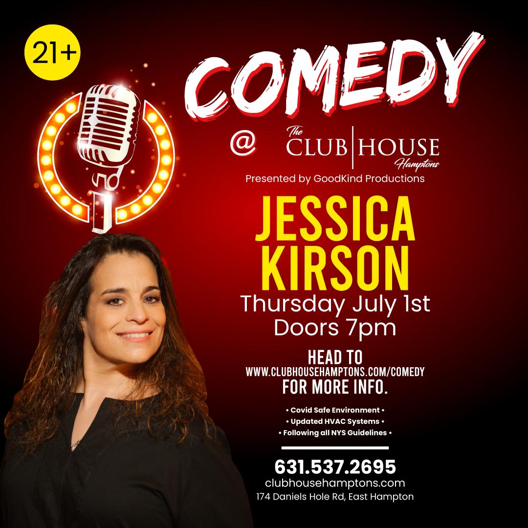 Jessica Kirson: Main Image