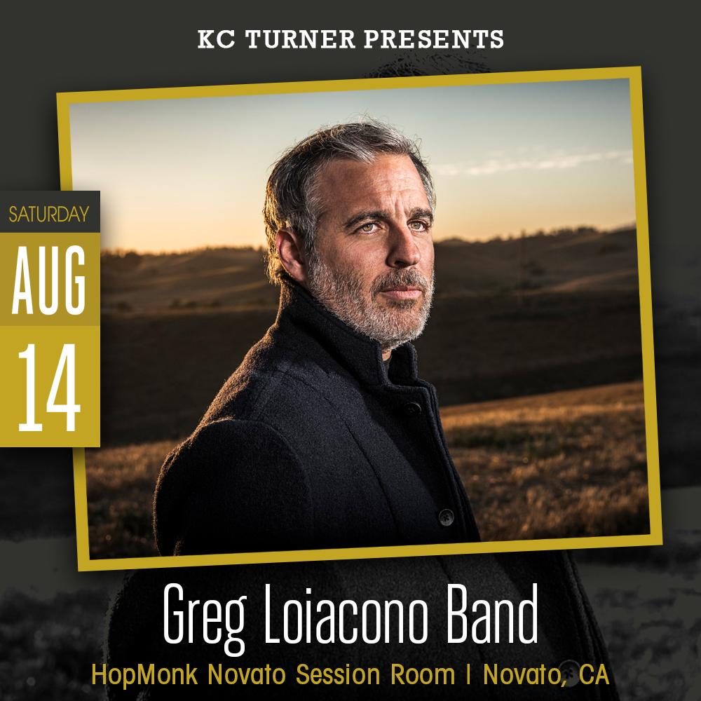 Greg Loiacono Band: Main Image