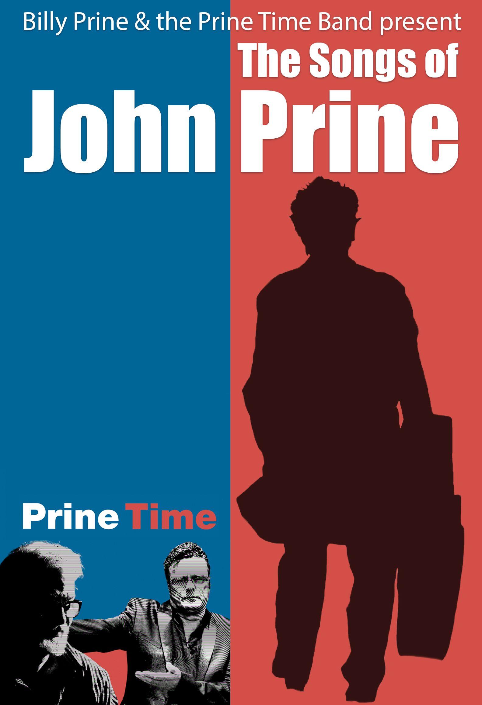 Billy Prine & the Prine Time Band
