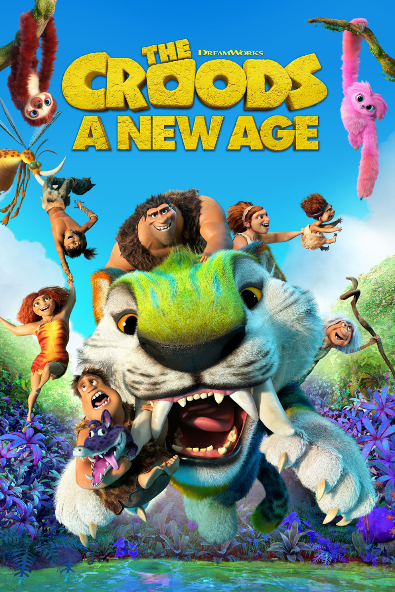The Croods 2: