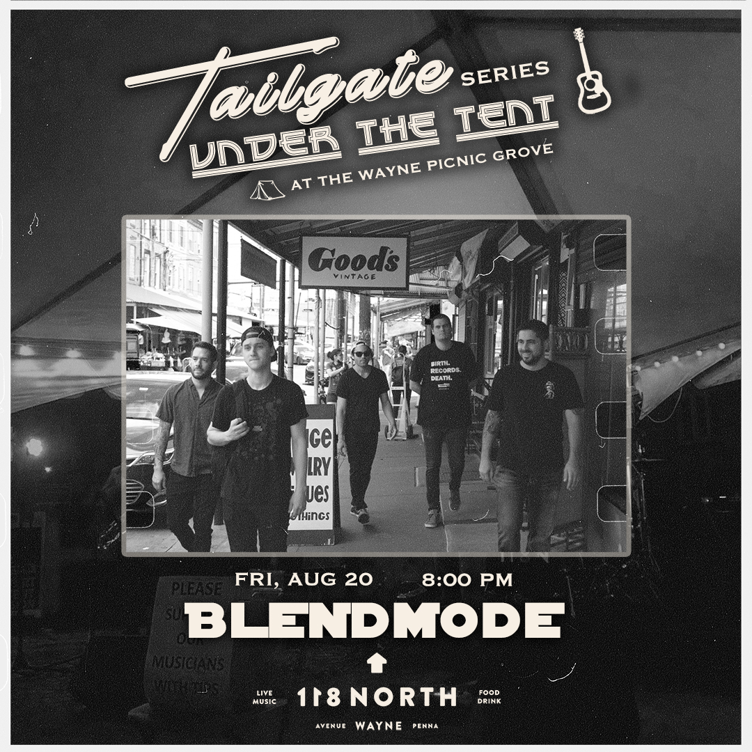 Blendmode (Revive EP Release Party): Main Image