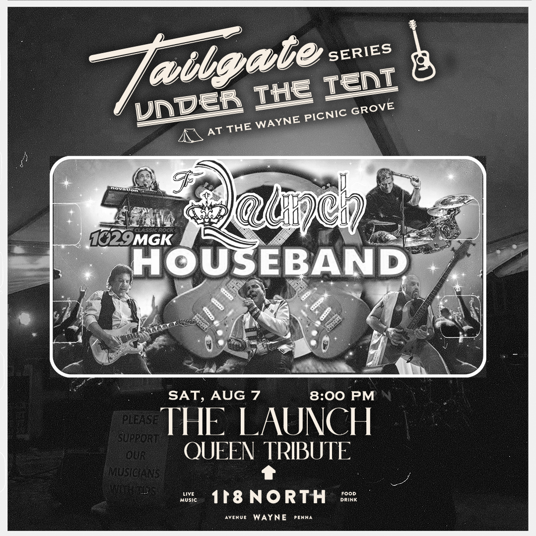 The Launch (Queen Tribute) + Blues Uprising: