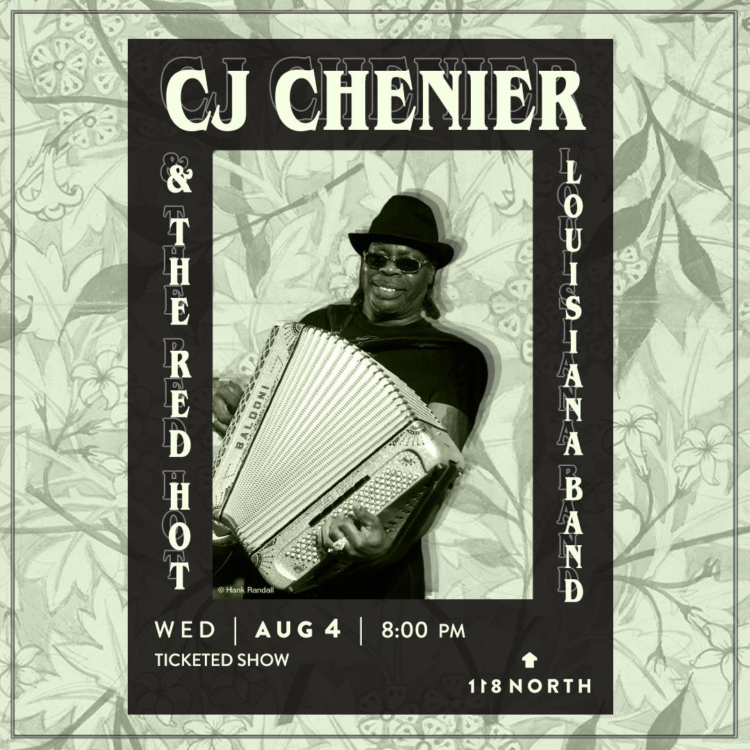CJ Chenier & the Red Hot Louisiana Band: Main Image