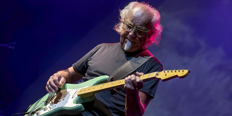 Jethro Tull's Martin Barre + Special Guests: Main Image