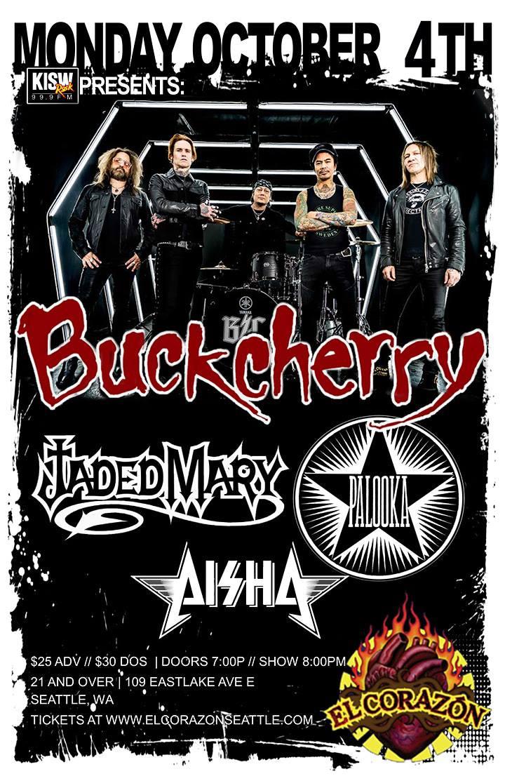 Buckcherry: Main Image