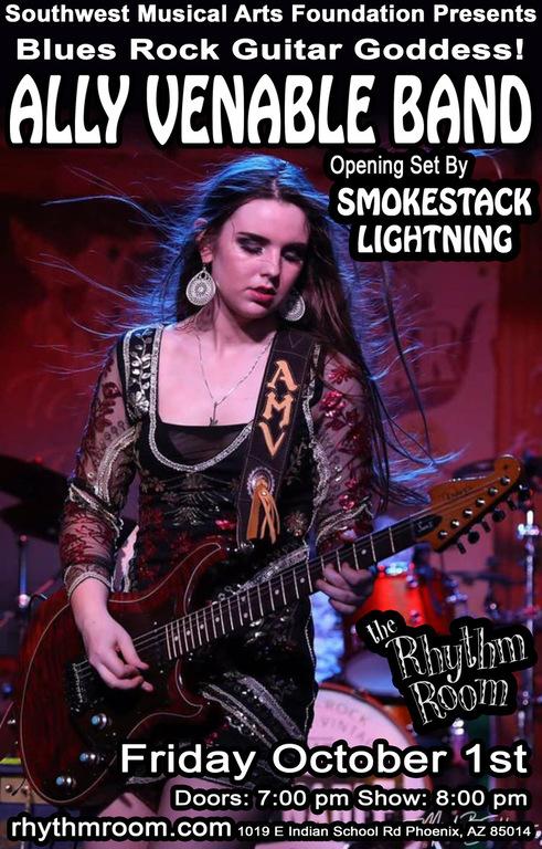 Ally Venable Band: Main Image