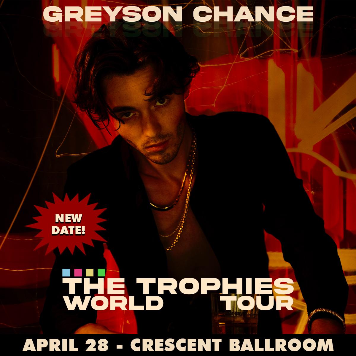 Greyson Chance: