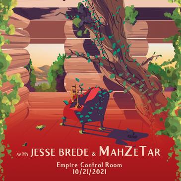 Balkan Bump: NFTrees Tour w/ Jesse Brede and MahZeTar-img