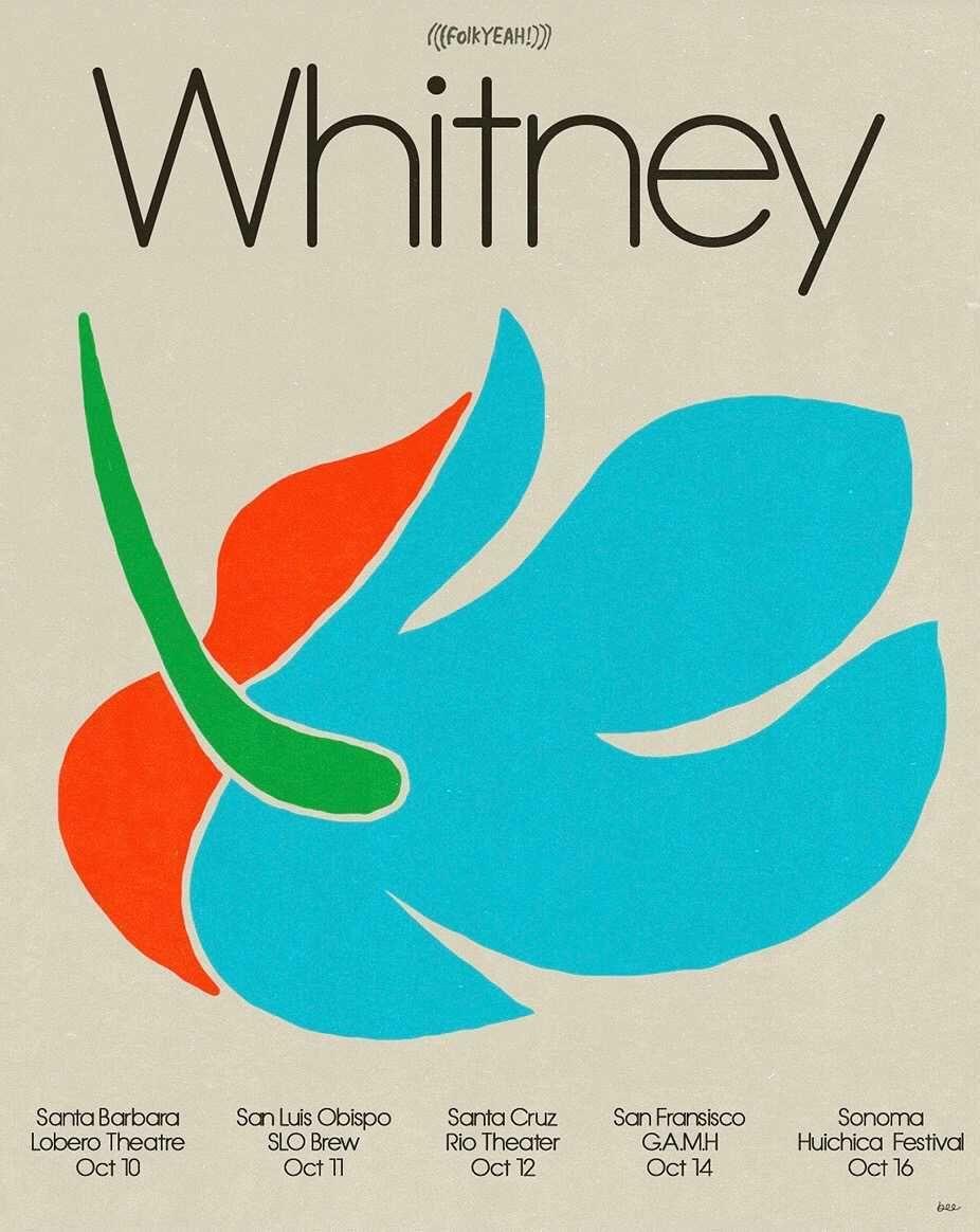 Whitney: