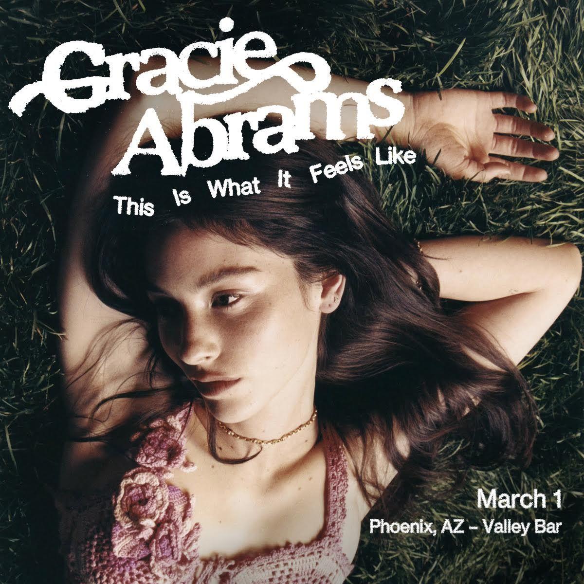 GRACIE ABRAMS::