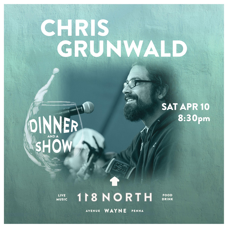 Chris Grunwald: Main Image