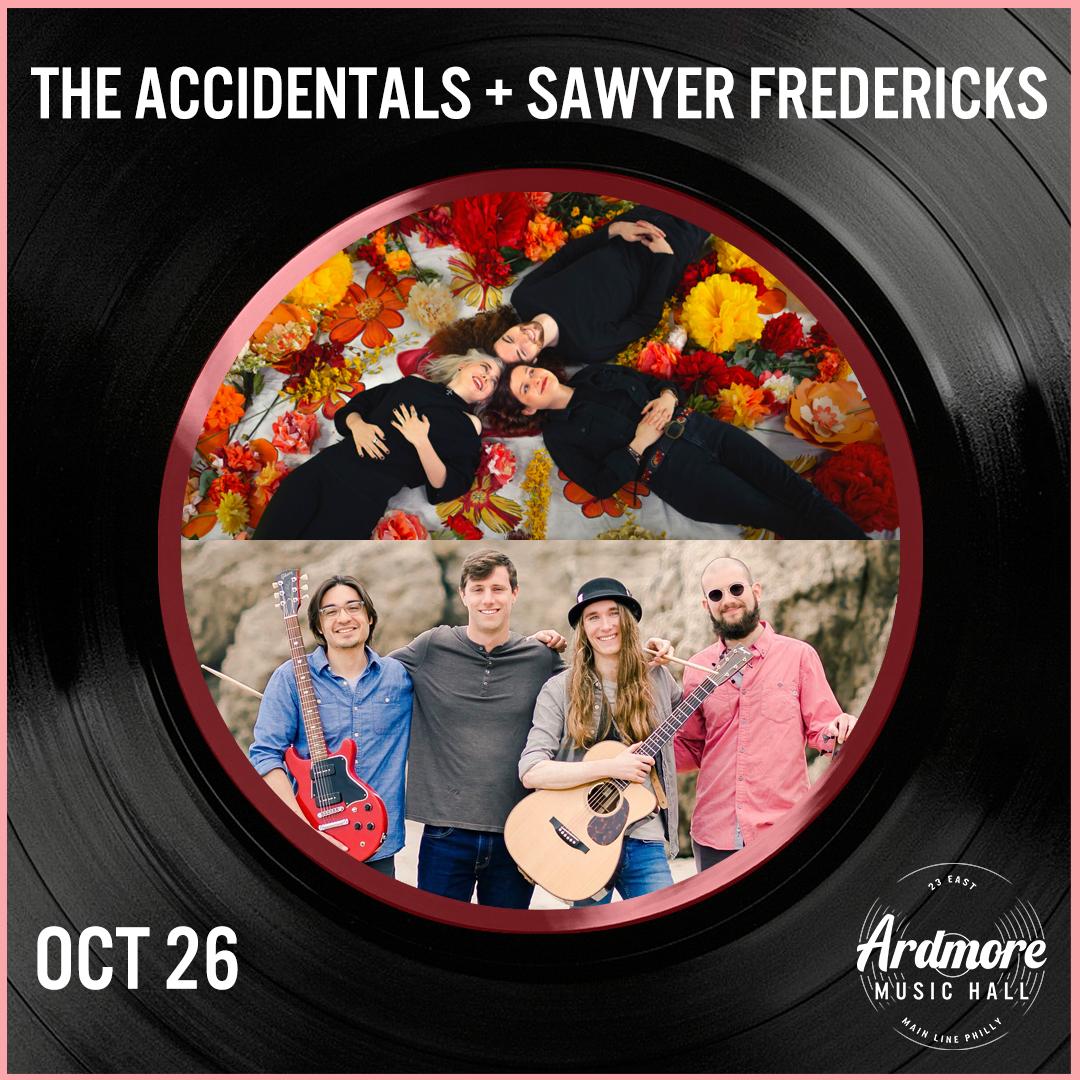 The Accidentals + Sawyer Fredericks: