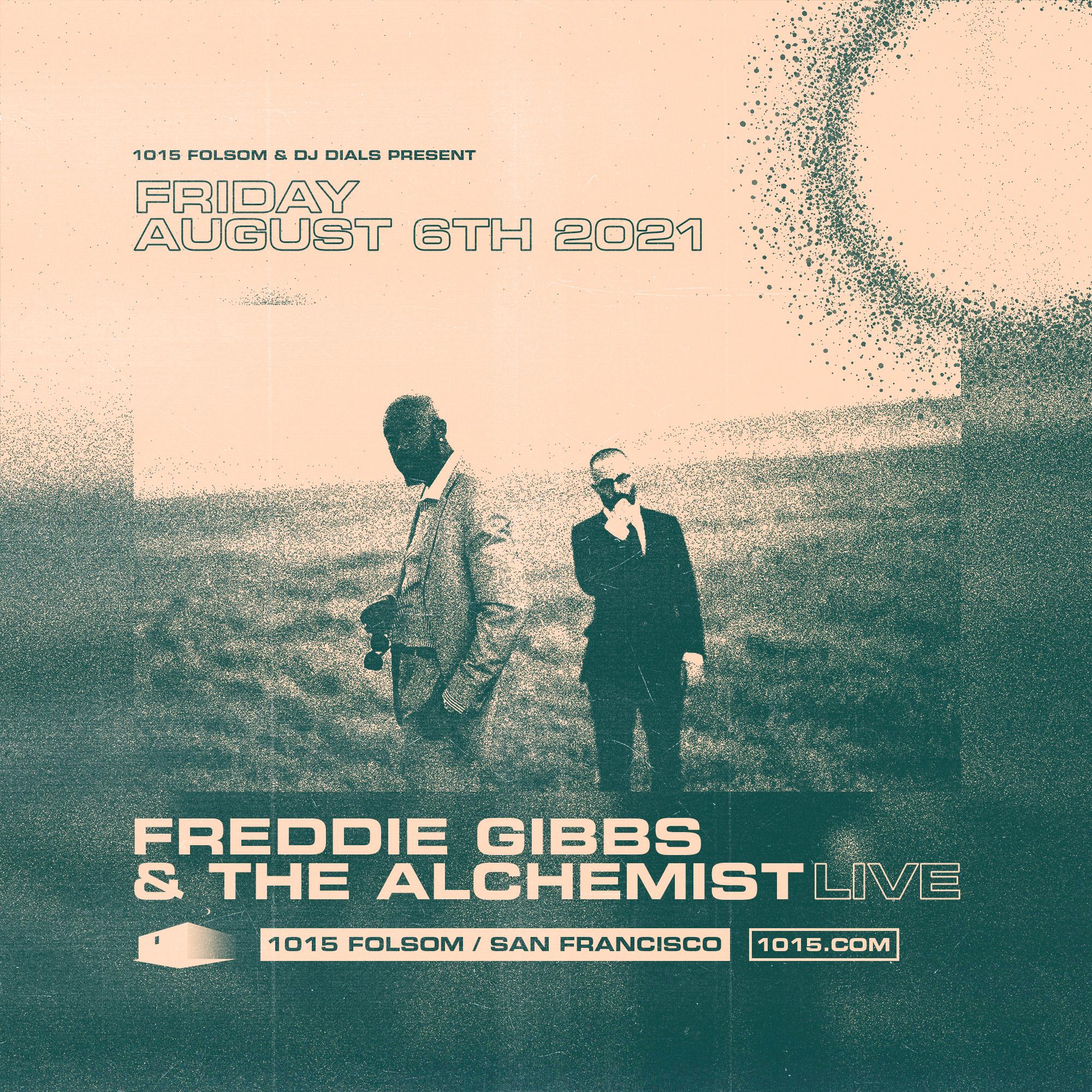Freddie Gibbs, The Alchemist: Main Image