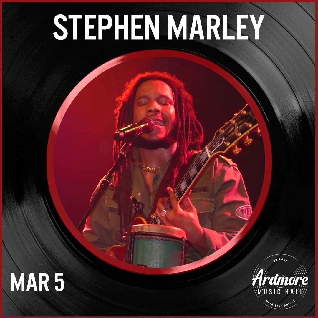 Stephen Marley: Acoustic Soul: Main Image