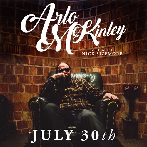 Arlo McKinley: Main Image