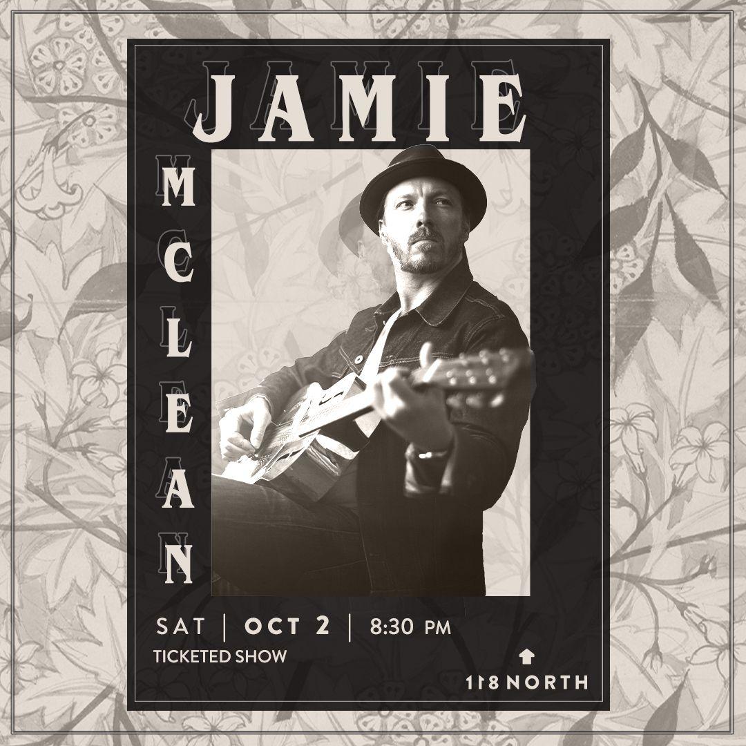 Jamie McLean Band:
