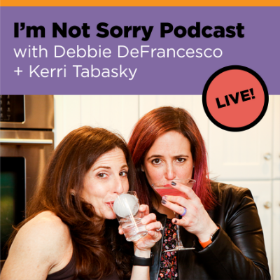 I'm Not Sorry Podcast LIVE! - 7:30pm: Main Image