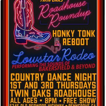 Roadhouse Roundup Honky Tonk-img