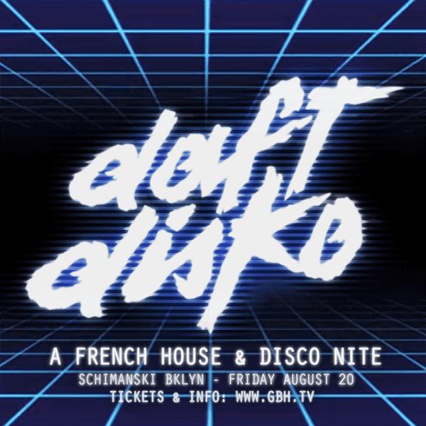 Daft Disko: Main Image