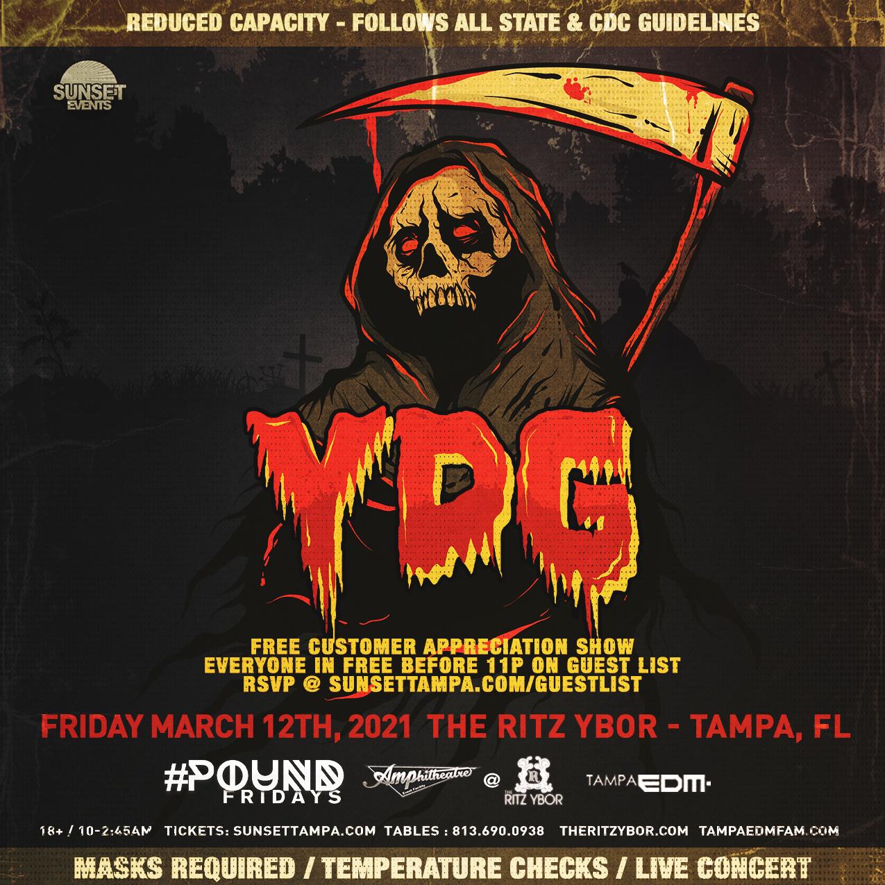 YDG: Main Image