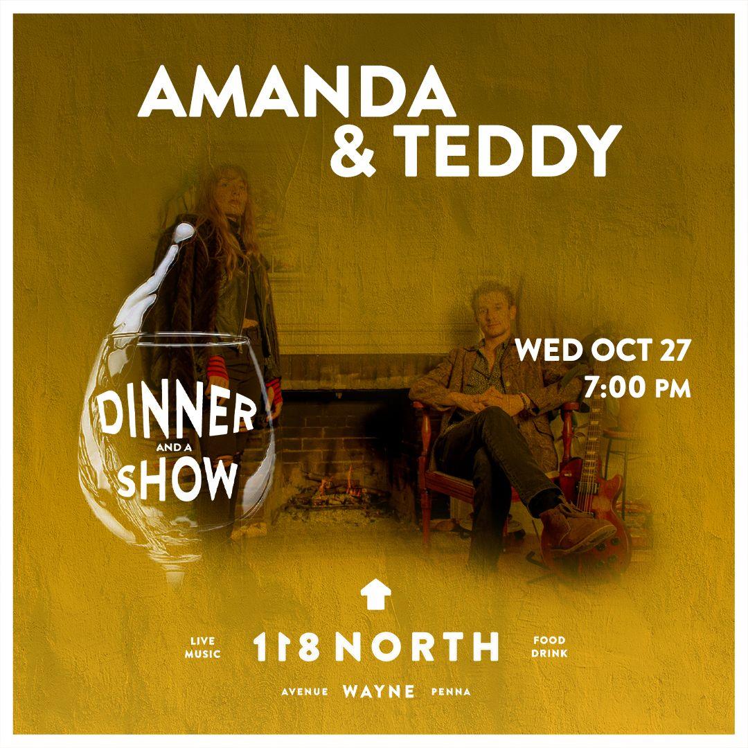 Amanda & Teddy: