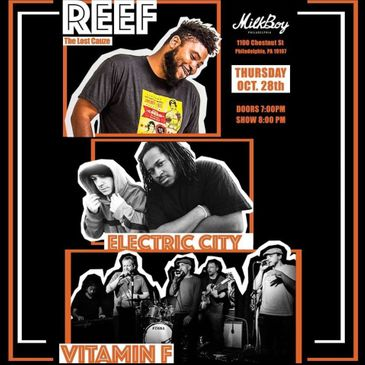 Reef The Lost Cauze w/ Vitamin F-img