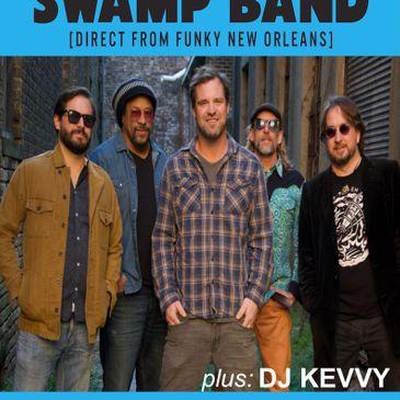 HONEY ISLAND SWAMP BAND [funky New Orleans] + DJ Kevvy Kev-img