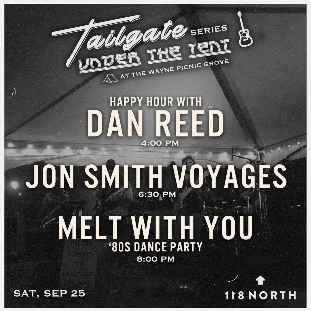 Melt With You ('80s Dance Party) + Jon Smith's Voyages: