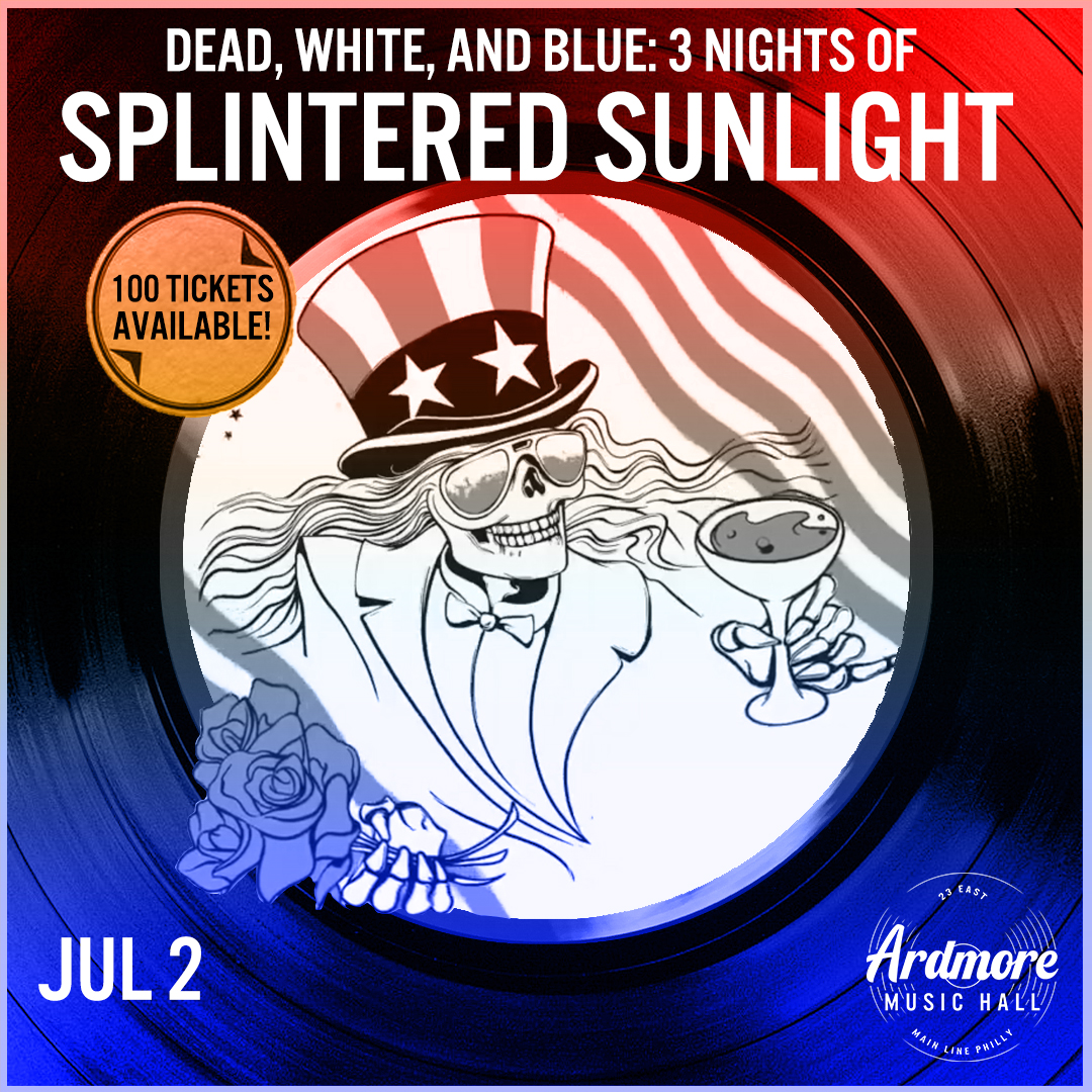 Dead, White, and Blue: 3 Nights of Splintered Sunlight: Main Image