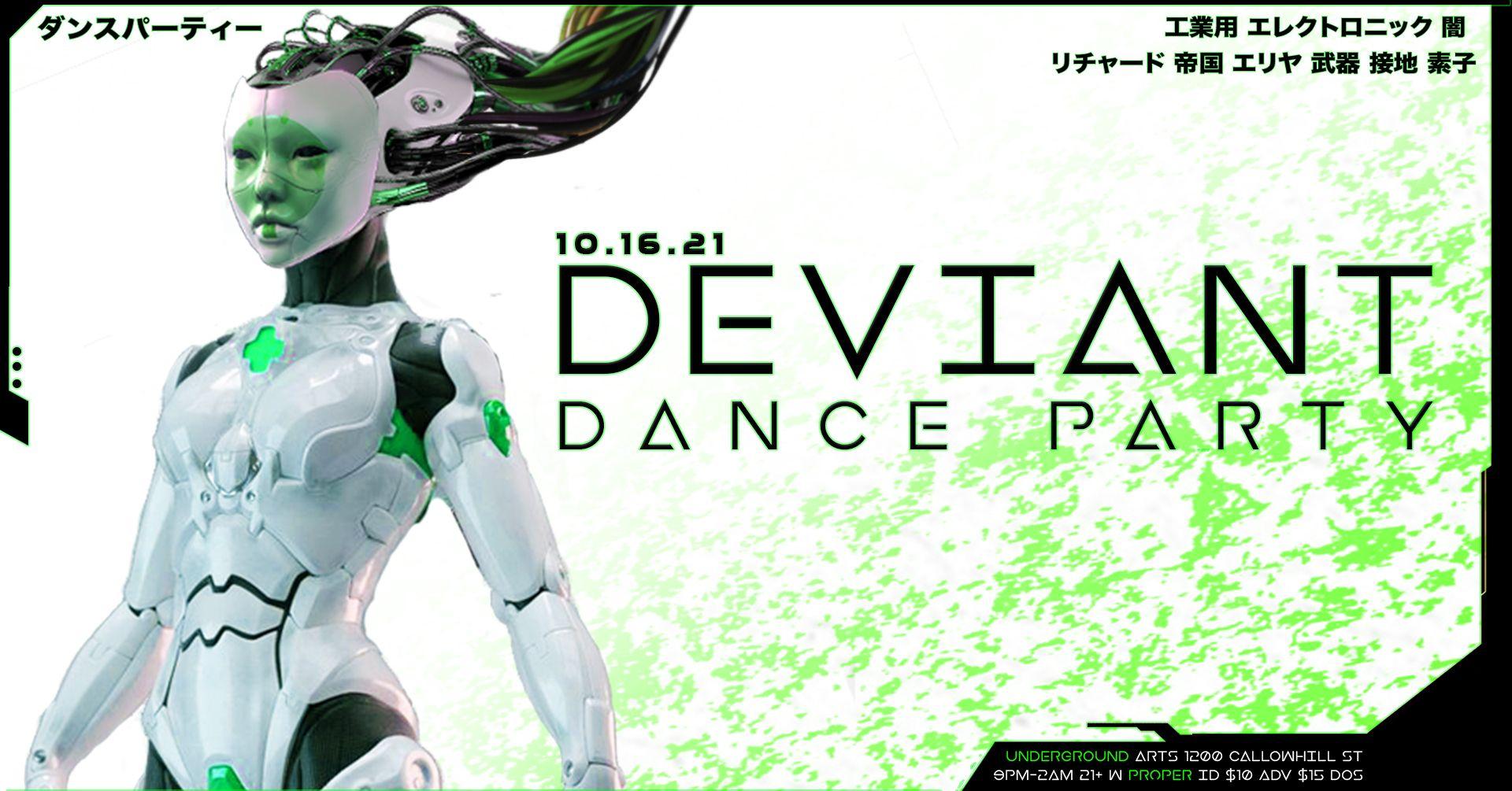 Deviant Dance Party: