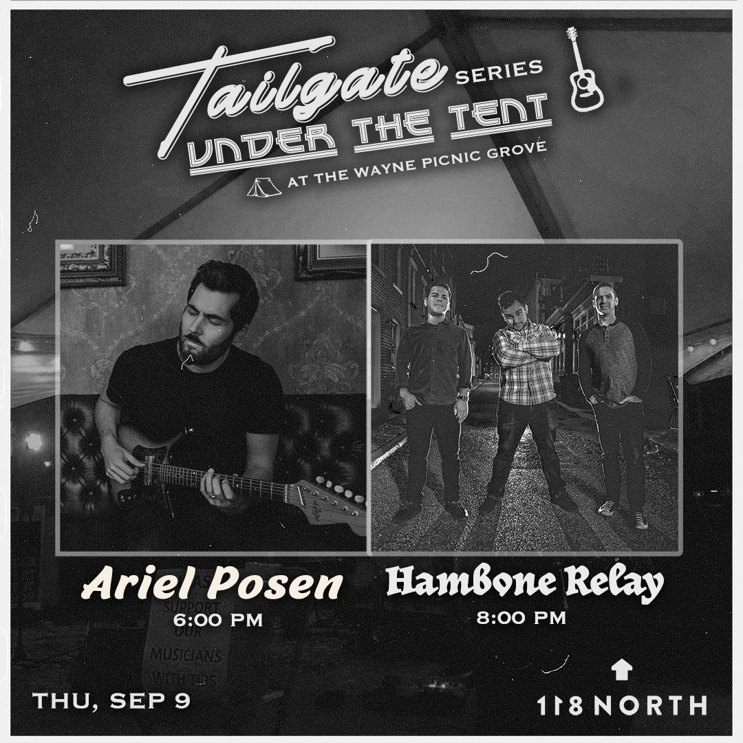 Hambone Relay + Ariel Posen: Main Image
