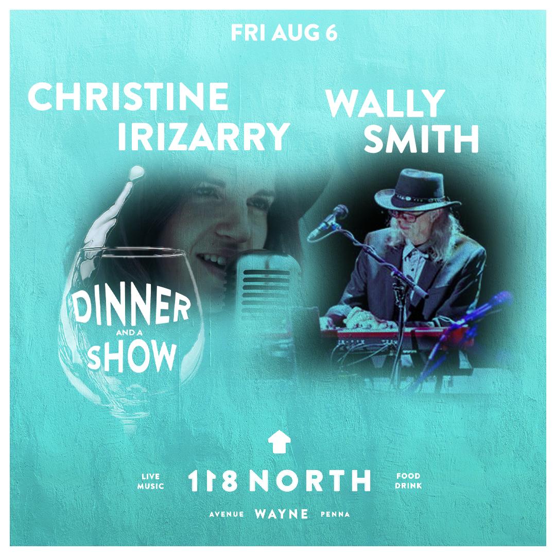 Christine Irizarry + Wally Smith: