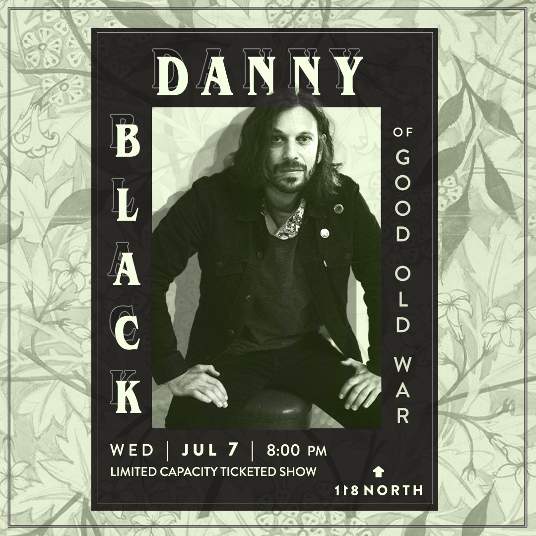 Danny Black (of Good Old War): Main Image