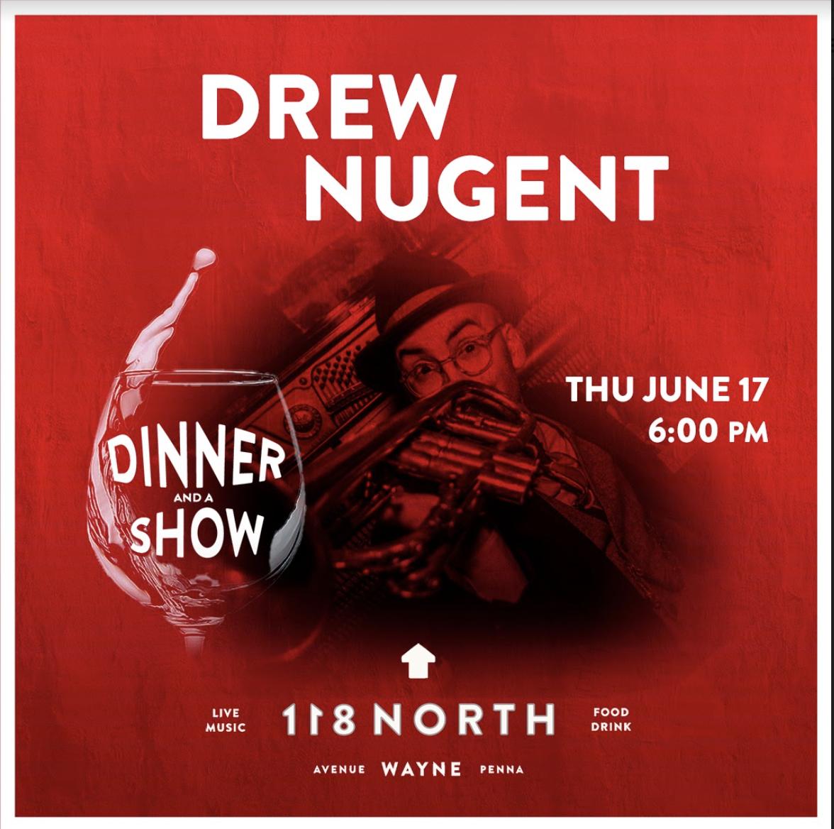 Drew Nugent: Main Image