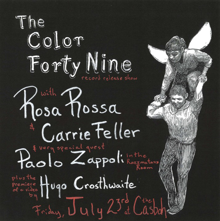 The Color Forty Nine: