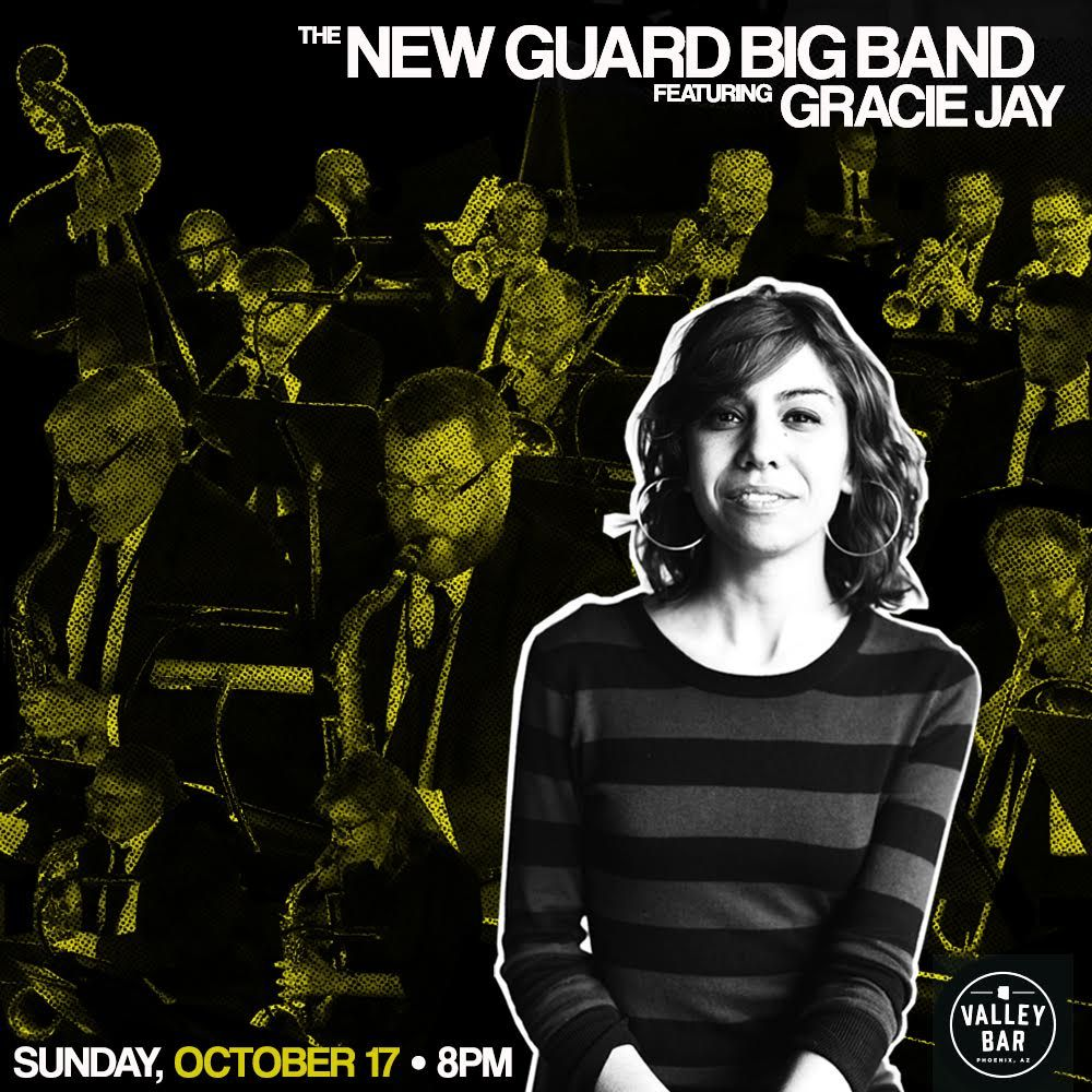 The New Guard Big Band ft. Gracie Jay: