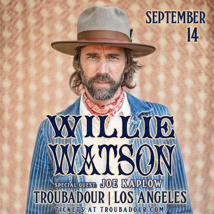 Willie Watson: