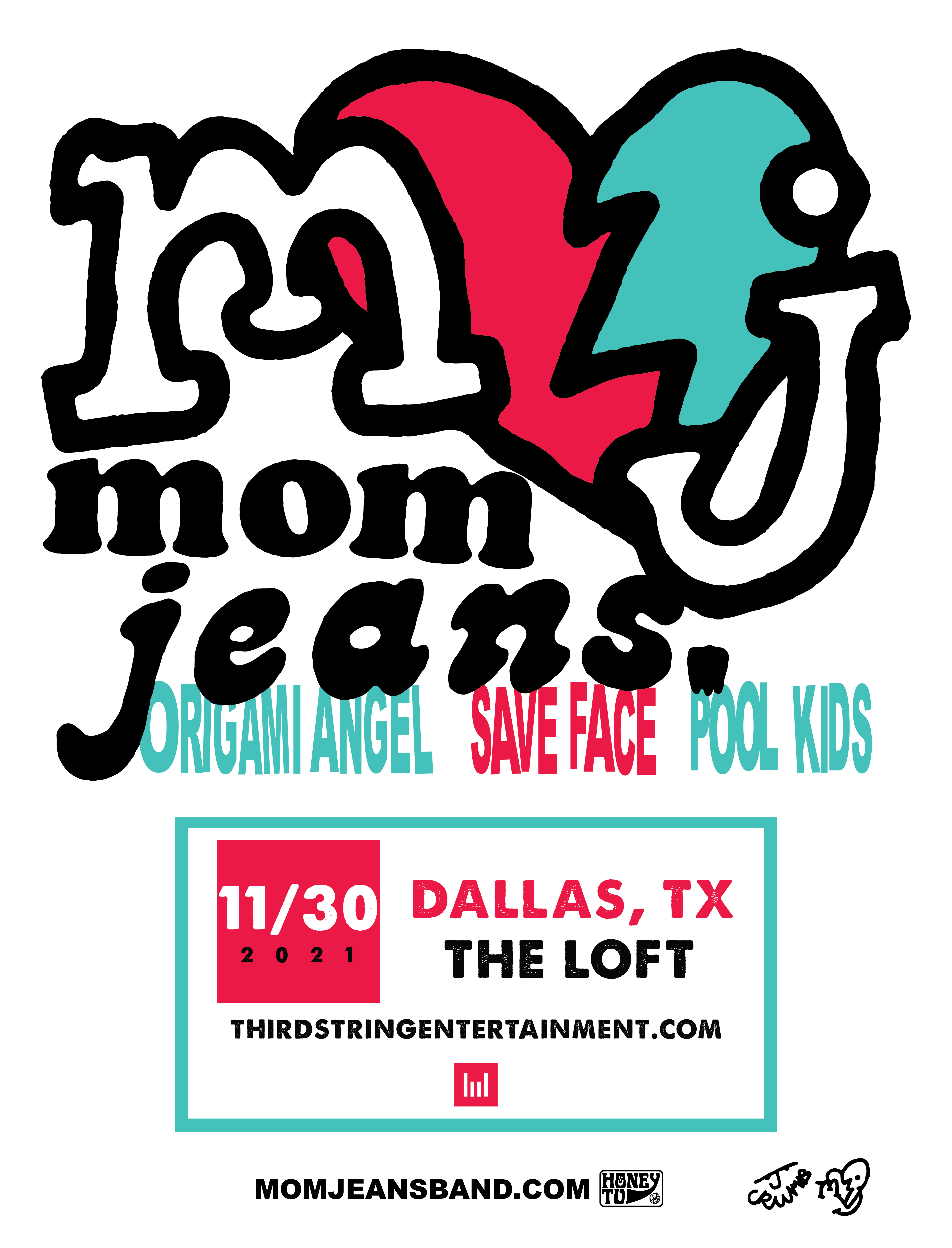 Mom Jeans at South Side Music Hall: Main Image