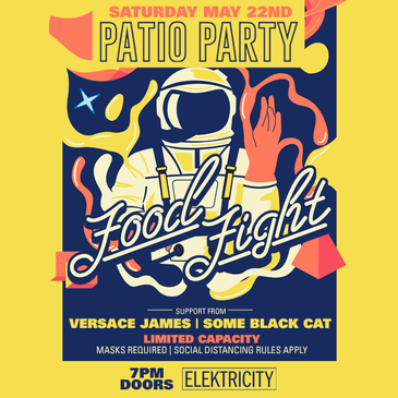 FOOD FIGHT & FRIENDS: PATIO PARTY-img