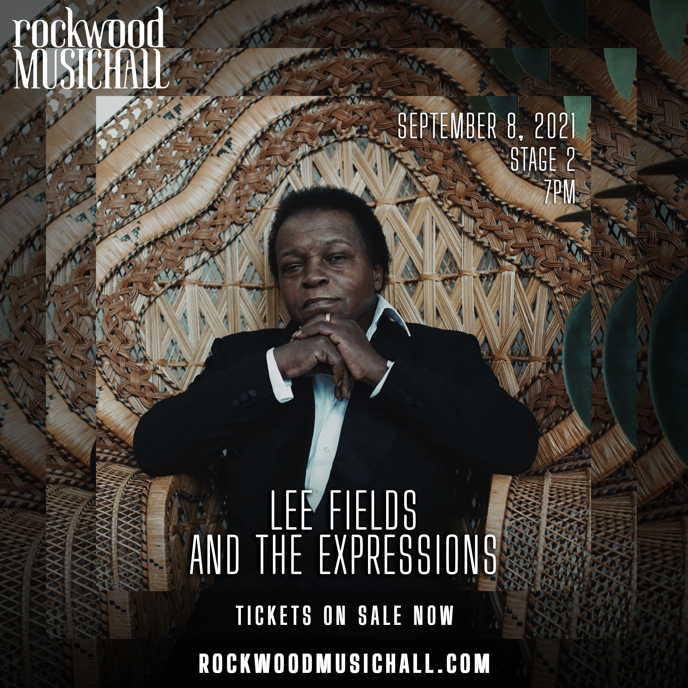 Lee Fields and The Expressions: