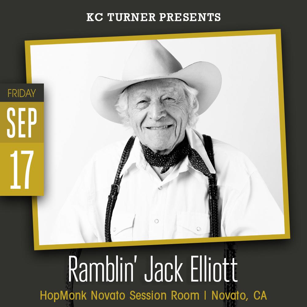 Ramblin' Jack Elliott: