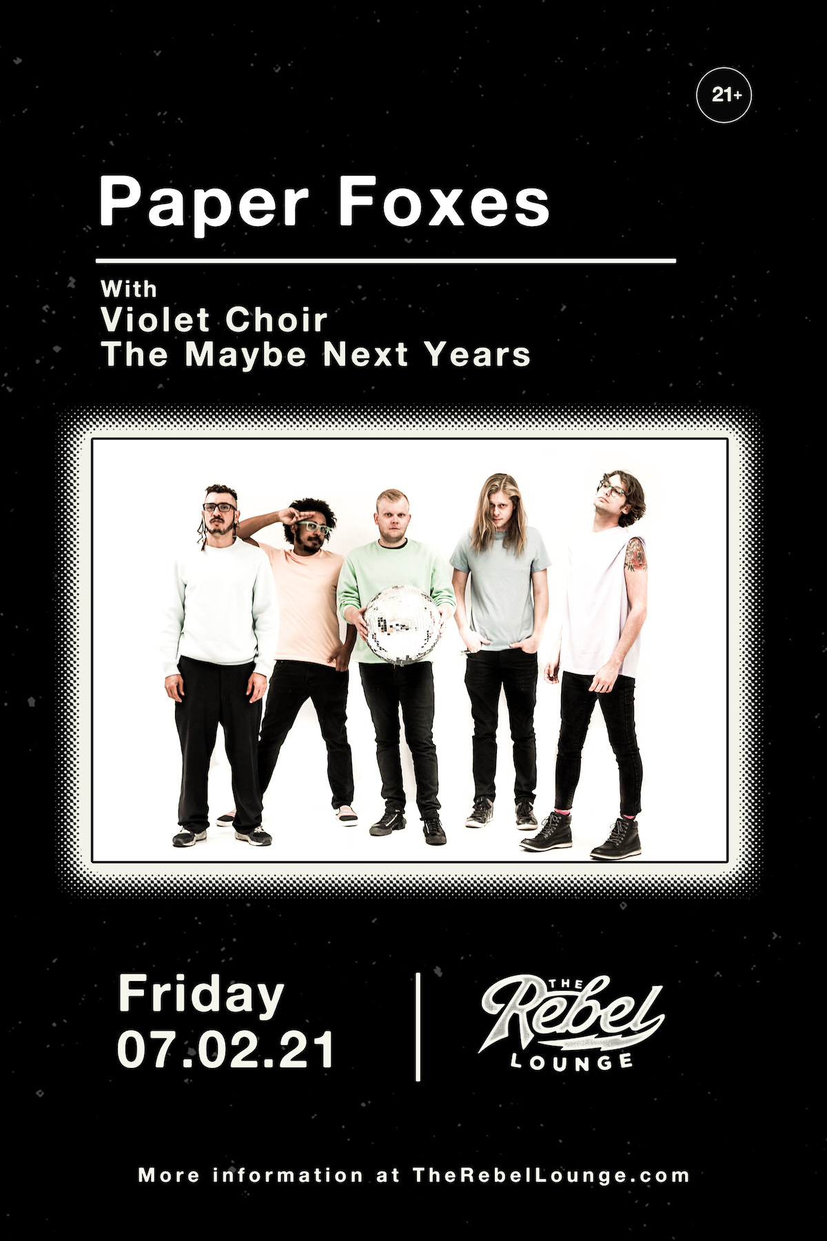 PAPER FOXES: Main Image
