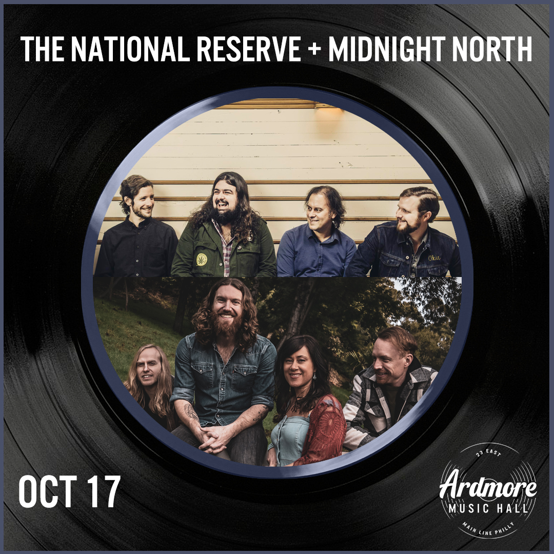 The National Reserve + Midnight North: