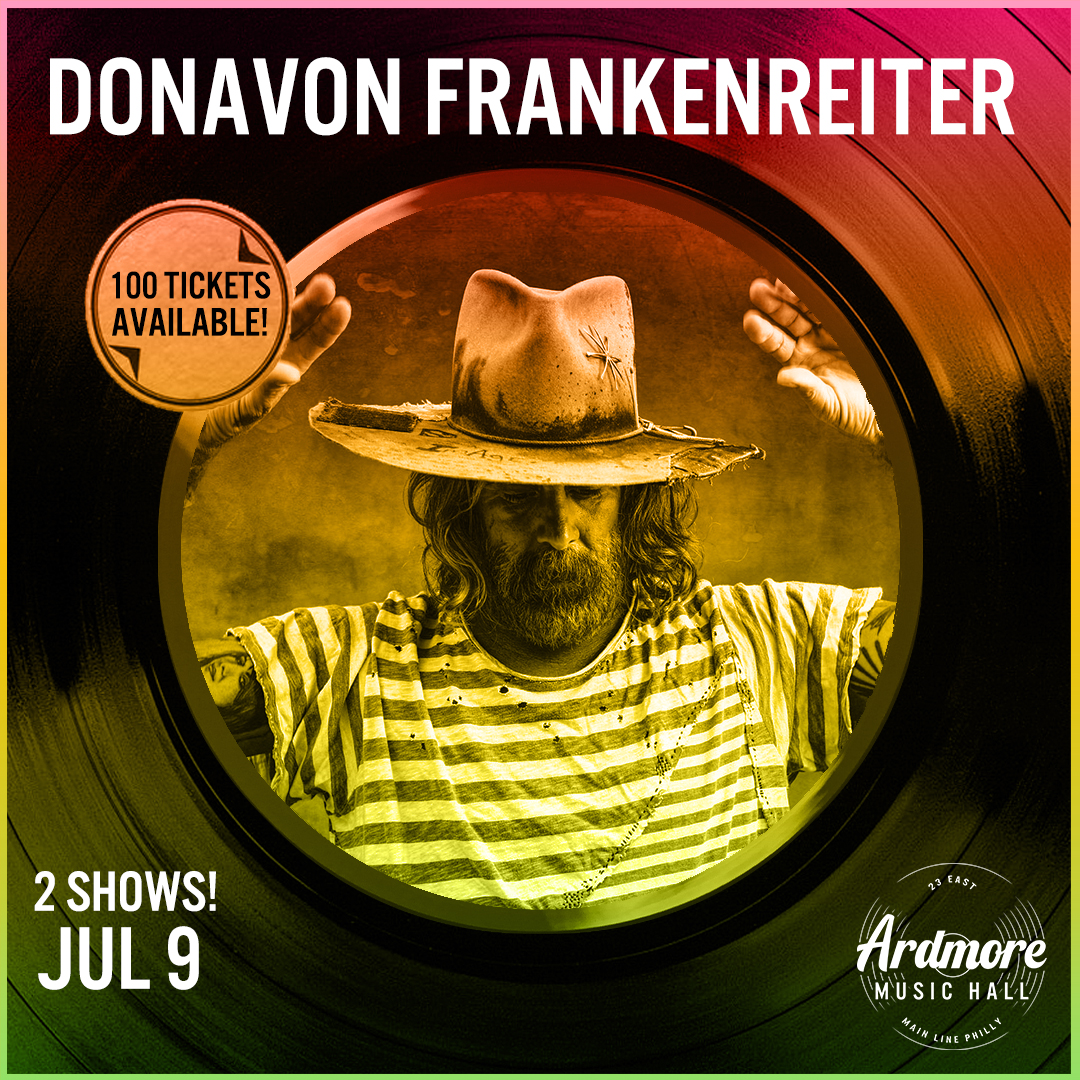 Donavon Frankenreiter (Early Show): Main Image