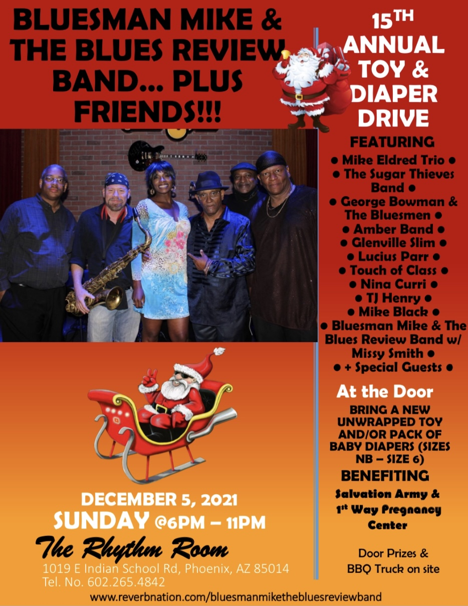 15th ANNUAL TOY AND DIAPER DRIVE: