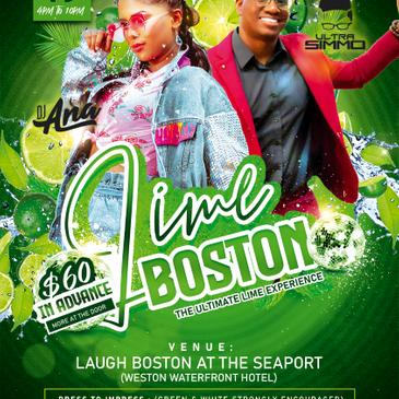 Lime Boston @ Sunday Escape-img